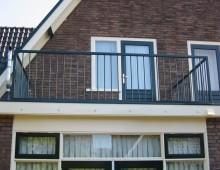 standaard balkonhekwerk