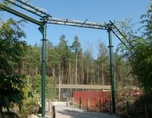 Loopbrug Apenheul